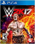 Take-two 710425477522 Wwe 2k17 - (t) Teen For Blood, Violence Fighting Game - Playstation 4