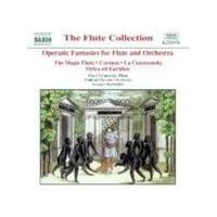 VARIOUS COMPOSERS - Operatic Fantasies For Flute And Orchestra