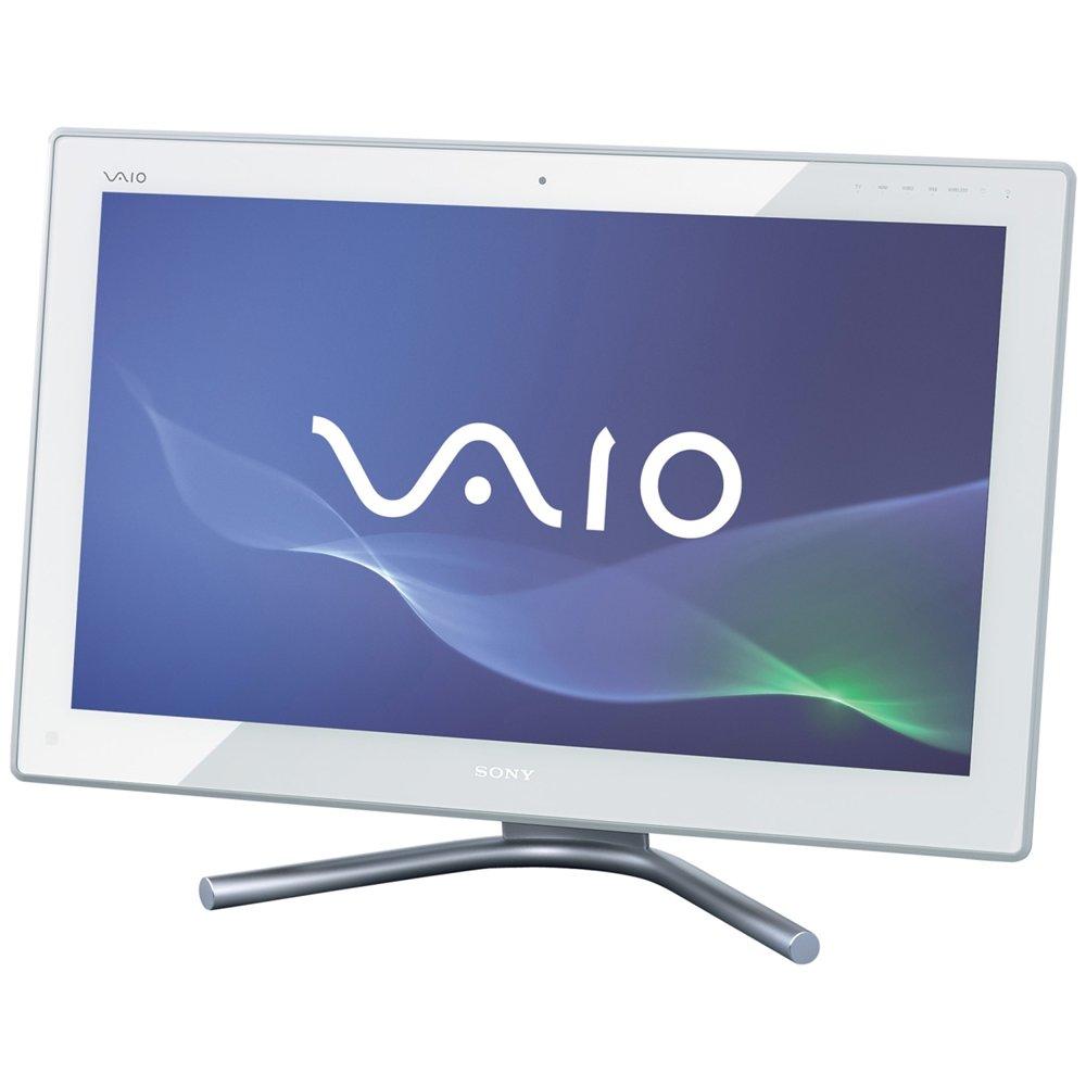 Sony VAIO VPCL23CFX/W All-in-One Computer - Intel Core i5 i5-2430M 2.40 GHz - Desktop - White - 24 Touchscreen Full HD Display - 8 GB RAM - 750 GB HDD - DVD-Writer - Intel HD 3000 Graphics Card - Wi-Fi - Bluetooth - Webcam - Genuine Windows 7 Home Premiu