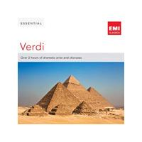 Essential Verdi (Music CD)
