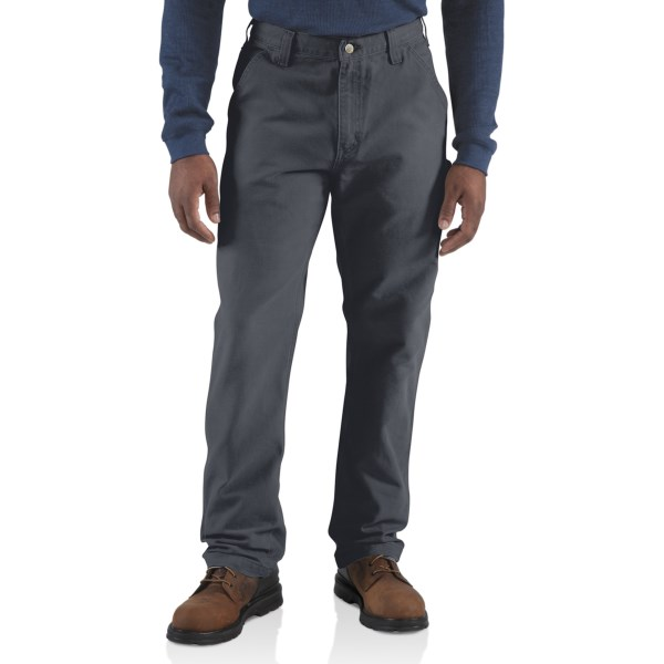 Carhartt Weathered Duck Dungarees (For Men)