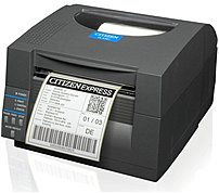 The CL S521 direct thermal printer features robust printing, ease of use and precision engineering