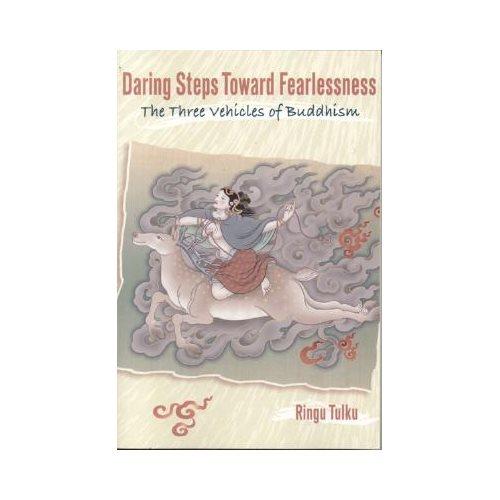 Daring Steps Toward Fearlessness