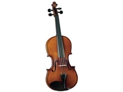 Cremona SV-225 3/4 size Premier Student Violin with Highly Flamed Maple Body