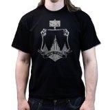 Welcome to Asgard Hammer T-shirt Black L