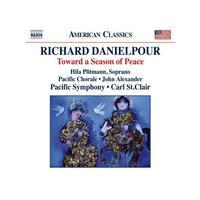Richard Danielpour: Toward a Season of Peace (Music CD)