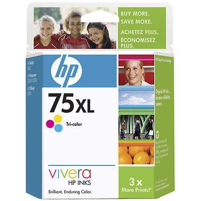Hp Inc. Cb338wn#140 75xl - High Yield - Color (cyan  Magenta  Yellow) - Original - Ink Cartridge - For Photosmart C4210  C4345  C4383  C4435  C4440  C4450  C448