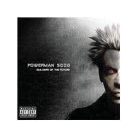 Powerman 5000 - Builders of the Future (Parental Advisory) [PA] (Music CD)