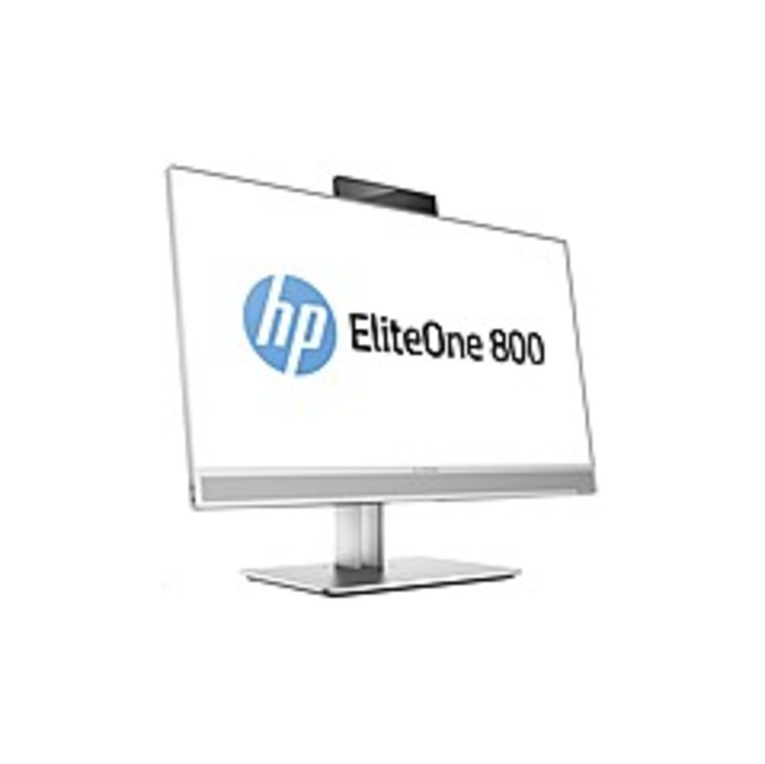 Hp Eliteone 800 G3 1jf73ut All-in-one Computer - Intel Core I5-7500 3.4 Ghz Quad-core Processor - 8 Gb Ddr4 Sdram - 256 Gb Solid State Drive - 23.8-in