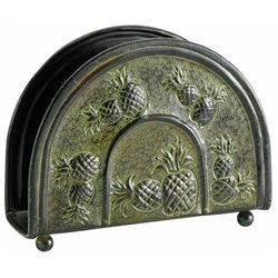 Old Dutch Pina Green Napkin Holder