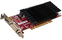 Visiontek 900608 Amd Radeon Hd 7350 Graphics Card - Pci - 512 Mb Ddr3 - Dvi/vga, Hdmi