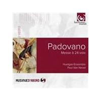 Annibale Padovano: Mass for 24 Parts (Music CD)