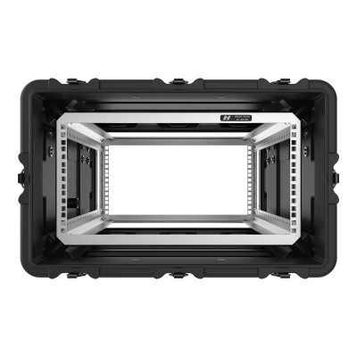 Pelican Products Super-v-5u-sae Super-v Series - Rack Case - 5u - Black