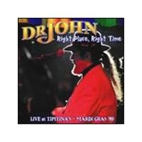 Dr. John - Right Place Right Time - Live At Tipitina's