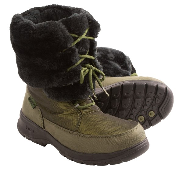 Kamik Seattle Winter Snow Boots - Waterproof, Insulated (For Women)