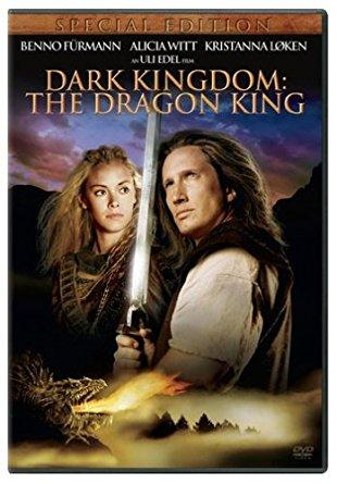 Julian Sands & Alicia Witt & Uli Edel-Dark Kingdom - The Dragon King