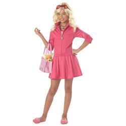 Tween Legally Blonde Elle Woods Costume