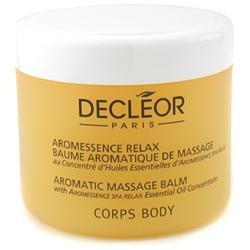 Aromessence Relax Aromatic Massage Balm ( Salon Size ) 500ml/16.9oz