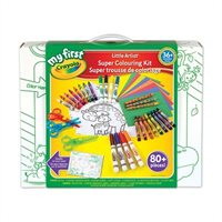 My First-super Colouring Kit