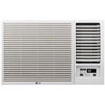 """LG LW1216HR Brand New 1 Year Parts and Labor Warranty, The LG LW1216HR is a 12, 000 BTU 230V Window-Mounted Air Conditioner with remote control is perfect for cooling a room up to 550 square feet"