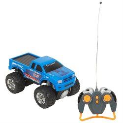 Fast Lane Monster Trux Radio-Control Bigfoot Truck - 27 MHz Blue