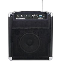 Ion Audio Block Rocker Ipa56c Speaker System - 50 W Rms - Wireless Speaker(s) - Battery Rechargeable - 100 Ft - Bluetooth - Near Field Communication - Usb Ipa56c