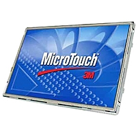 P The 22 inch 3M MicroTouch Display C2234SW, a robust metal chassis display using 3M's industry standard surface capacitive touch technology, provides a durable, optically enhanced, and engaging large form factor display for use in industrial automation equipment and kiosk enclosures