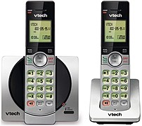 The VTech CS6919 2 DECT 6.0 Cordless Phone to enjoy a speakerphone that can keep up with your calls