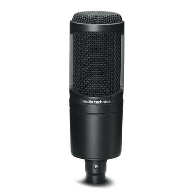 Audio - Technica At2020 At2020 - Microphone