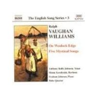 Anthony Rolfe Johnson - On Wenlock Edge (The English Song Series Vol.3)