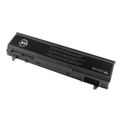Battery Technology Inc Pt434-bti Notebook Battery - 1 X Lithium Ion 6-cell 5200 Mah - For Dell Latitude E6400  E6500  Precision Mobile Workstation M2400  M4400