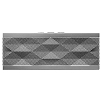 P JAMBOX delivers stunning hi fi audio in a portable wireless speaker so compact you won't believe it when you hear it