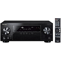 Pioneer Vsx-830-k 3d Ready A/v Receiver - 5.2 Channel - Black - 0.1% Thd - Dolby Truehd, Dolby Digital Plus, Dts-hd Master Audio, Dts Neo:6, Dolby Pro Logic Ii, Dts Hd - Internet Streaming - 20 Hz To 20 Khz - 450 W - 4k Uhdtv - Am, Fm - Wireless Lan - Blu