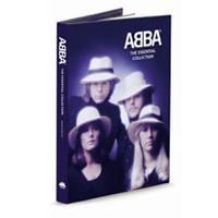 ABBA - Essential Collection (2 CD & DVD Deluxe Book Edition) (Music CD)