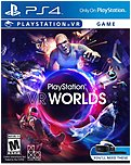 Sony Playstation Vr Worlds - Action/adventure Game - Playstation 4 3001639