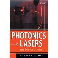 Photonics and Lasers : An Introduction
