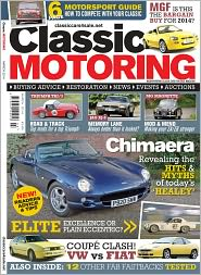 Classic Motoring - March 2014