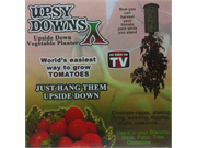 Upsy Downsy Upside Down Tomato And Vegetable Planter