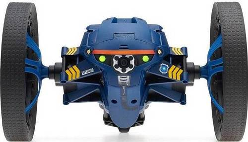 Parrot Pf724100 Diesel Jumping Night Minidrone - Blue