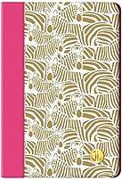 Dabney Lee Ipa4117-br-gd Case For Ipad Mini - Zebra Print - Gold