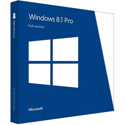 Microsoft Fqc-06950 Windows 8.1 Pro - License - 1 Pc - Oem - Dvd - 64-bit - English