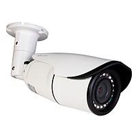 Exacq 2 Megapixel Network Camera   Color   2.80 mm   12 mm   4.3x Optical   Cable   Bullet