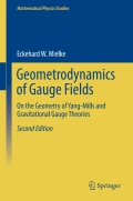 This monograph aims to provide a unified, geometrical foundation of gauge theories of elementary particle physics