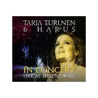 Tarja Turunen & Harus - In Concert (Live At Sibelius Hall/Live Recording/ DVD) (Music CD)