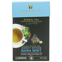 Wissotzky Sweet Spiced Nana Mint