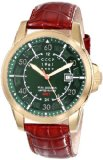 CCCP Men's CP-7003-01 Yuri Gagarin Limited Edition Analog Display Swiss Quartz Brown Watch