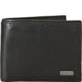 Relic Men's Mark Traveler Wallet, Black, One Size
