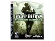 Call Of Duty 4: Modern Warfare Playstation3 Game