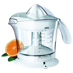 Braun Juicer Citrus MPZ9 with ACUPWR (TM) Plug Kit (220 Volt WILL NOT WORK IN THE UNITED STATES)