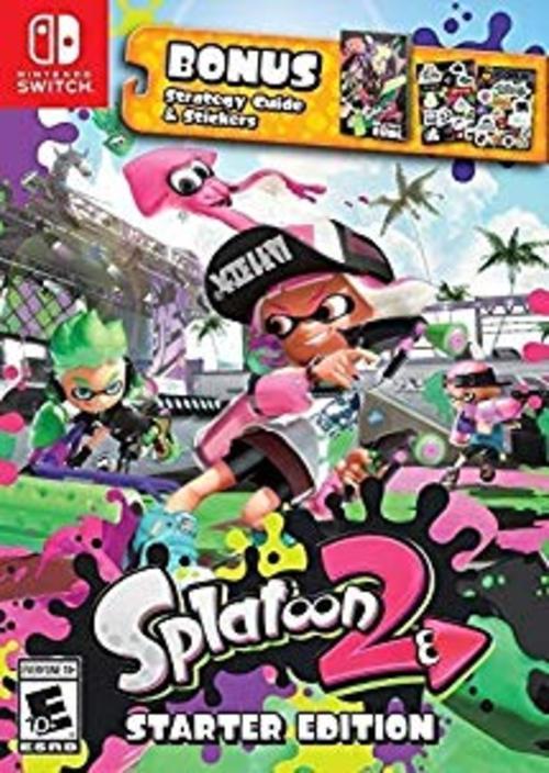 Nintendo Hacraab61 Splatoon 2 - Starter Edition - Nintendo Switch